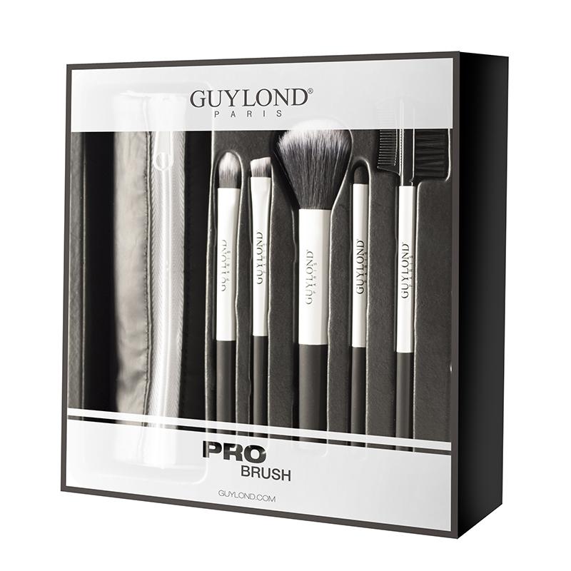 Piece Makeup Brush Set Case Guylond