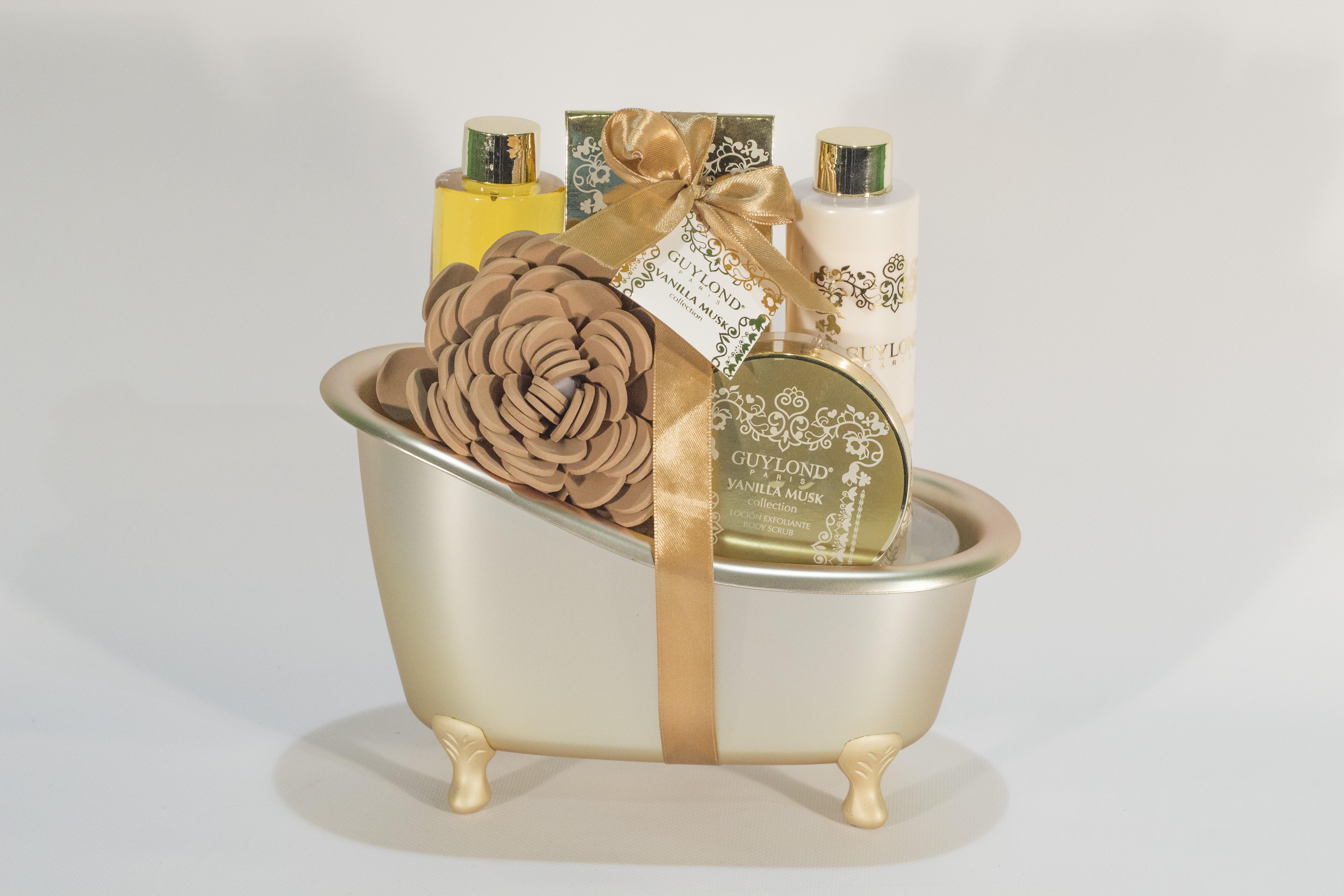 Set De Baño Relajante:Set de baño